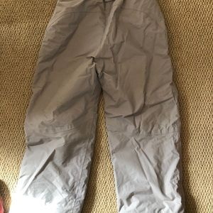 North Face youth snow pants
